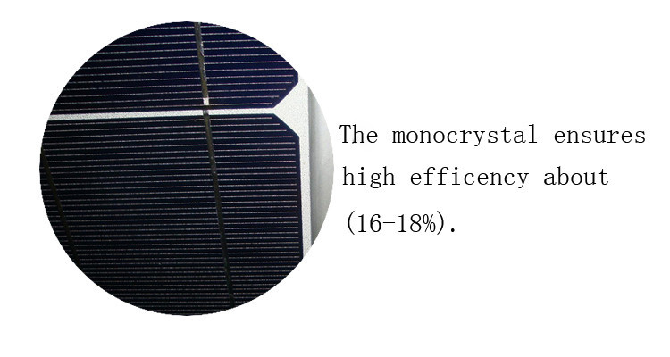 Cheap China Solar Panel 100w 12V Mono Placas Solares Solar Energy Plate Photovoltaic Cell For Motorhome Cheap PV Panels Caravan